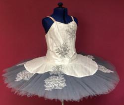 Silk panelled 9 layer classical tutu