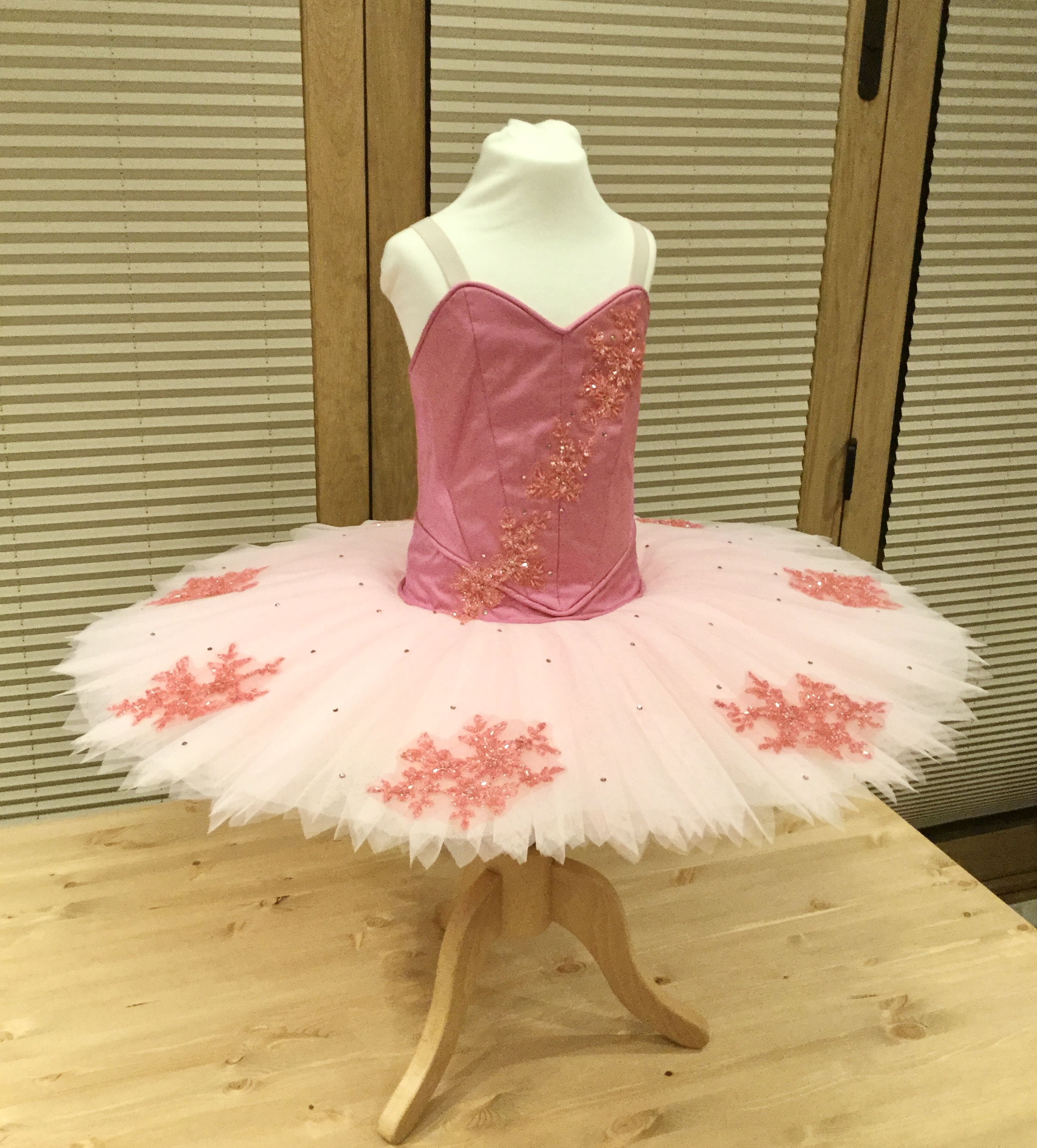 Junior Silk Bodiced Tutu