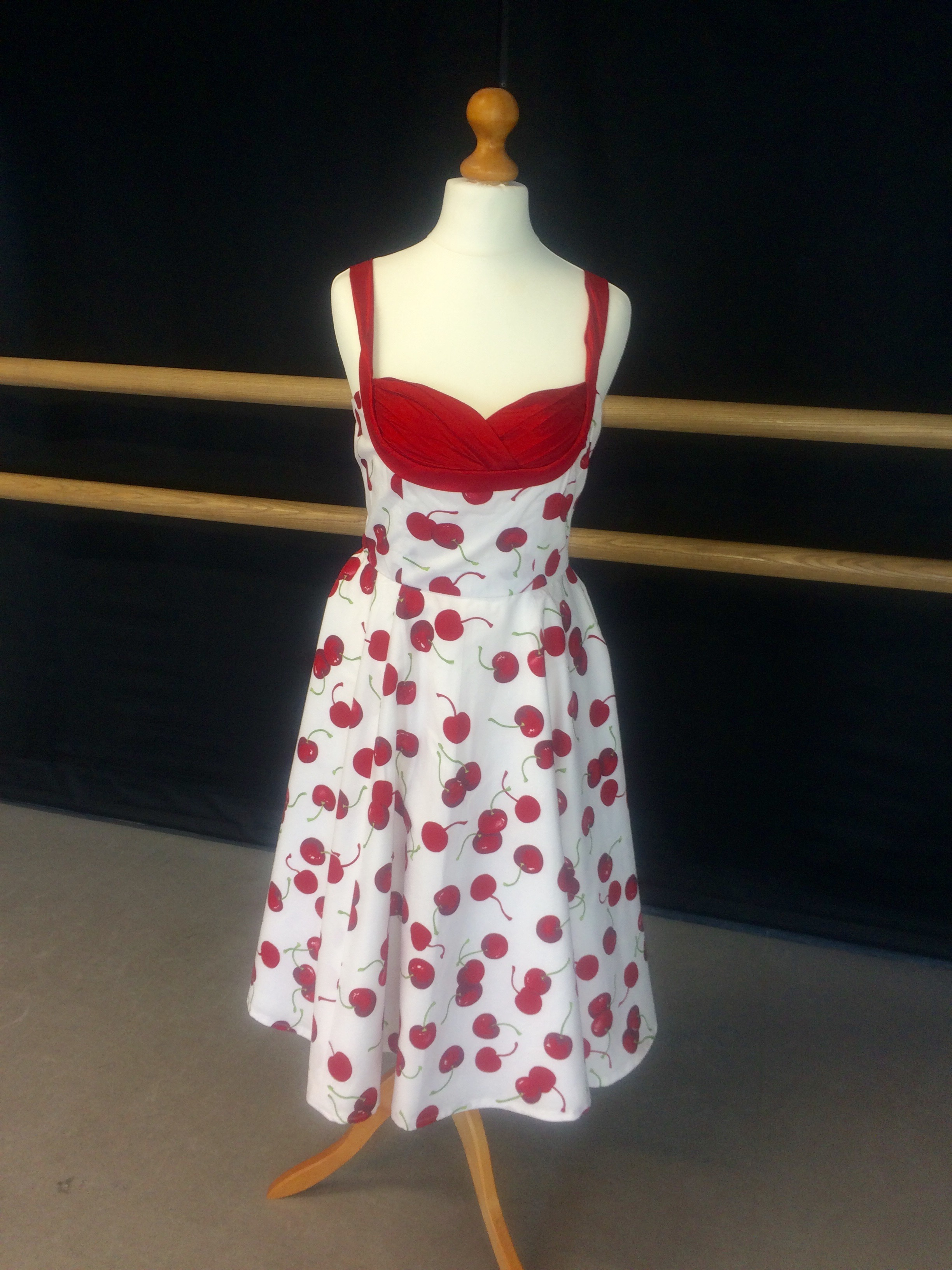 Retro 1950s Adult Dress