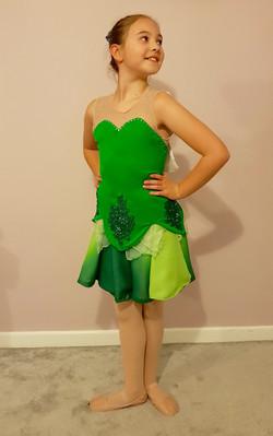 Tinkerbell Inspired costume