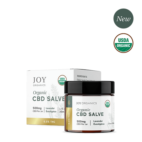 Premium Organic Salve 500mg