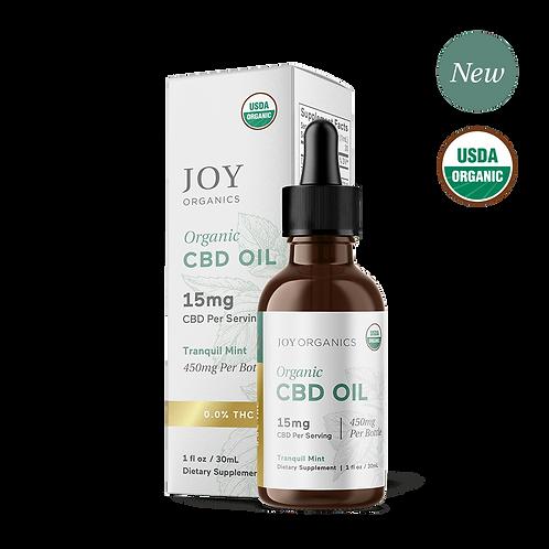 Organic Oil - Organic Mint