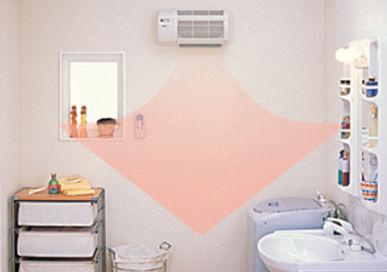 お風呂の暖房なら、鹿沼のO_zaki home