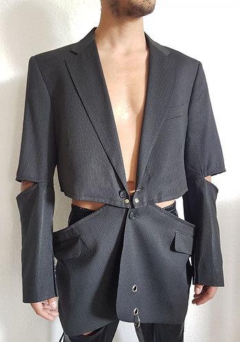 Reworked multifunctional Jacket