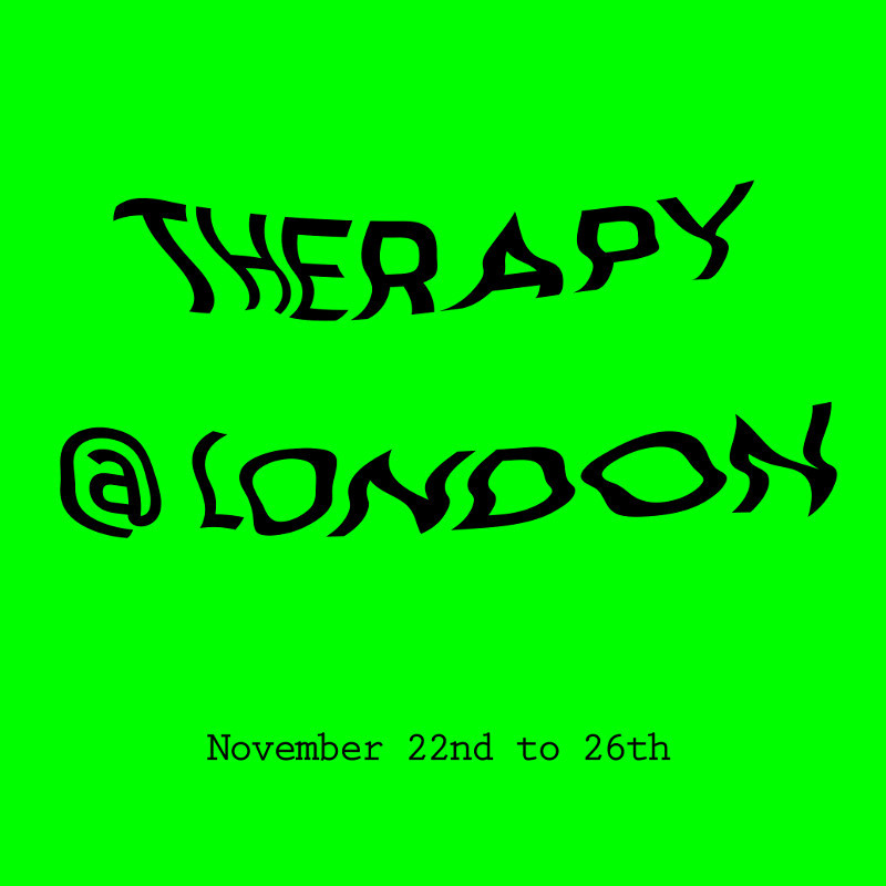 tHERAPY in London