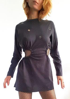 Eyelettes dress