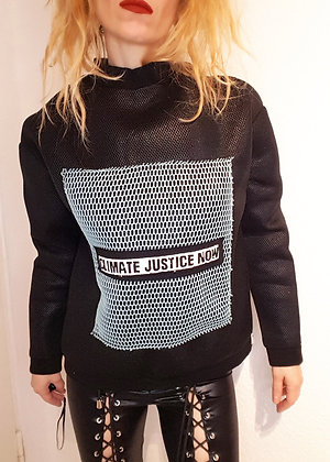Sweater Climate Justice Now