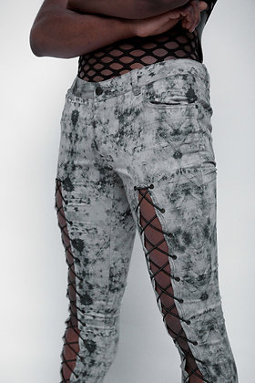 Front Laced pant