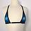 Thumbnail: Mini triangle bra blue