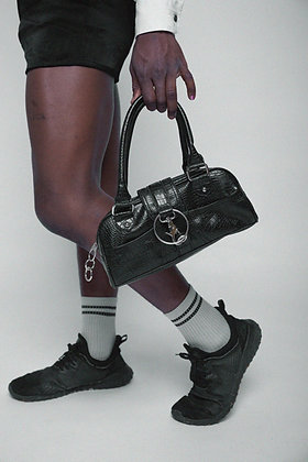 Purse Fake leather real style