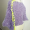 Thumbnail: Pullover from scarf Lillac