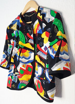 Vintage Jacket multicolour