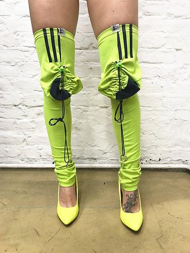 Neon Green Legs