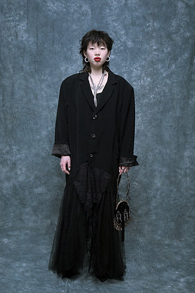 Jacket Long live Goth