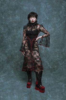 Beautiful Horror Skirt