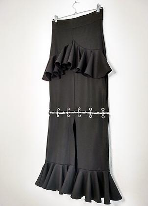 Skirt Ruffles and Hooks
