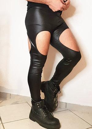Holes leggings holes