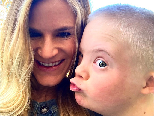 The Question You Wanna Ask: What's it Like Having a Child with a Disability?