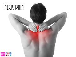 Neck Pain Back Pain Treatment