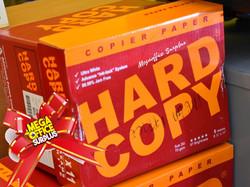 Hard Copy Christmas Gift