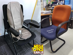 Surplus Chairs Megaoffice