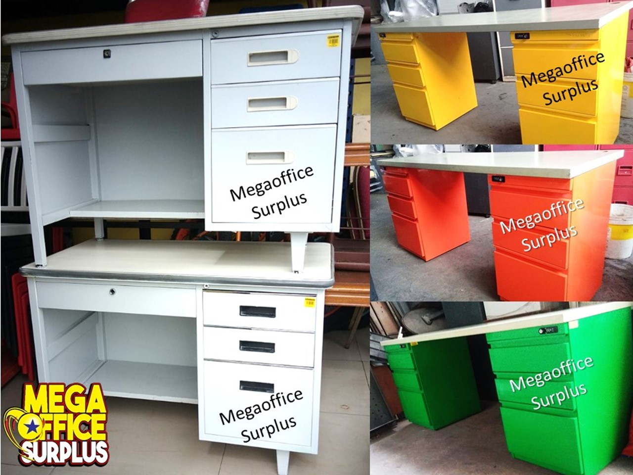 Refurbish Surplus Table megaoffice