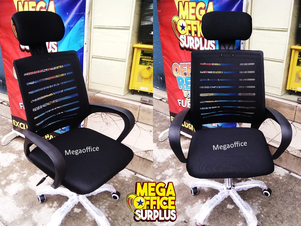 Mesh Office Chair Metalcab megaoffice