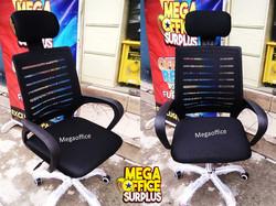 Mesh Office Chair Metalcab megaoffice