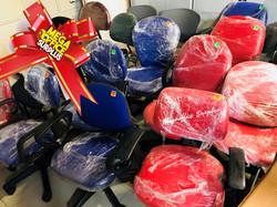 Office Swivel Chair Christmas