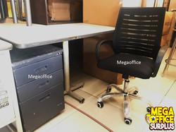 Surplus Table Chair