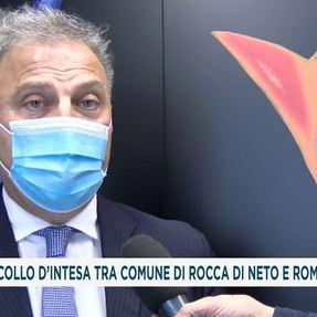 Protocollo d'intesa tra Romolo Hospital e Comune di Rocca di Neto