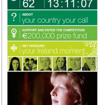 """""""Your Country Your Call"""" l'Irlanda chiede un'idea agli irlandesi"""
