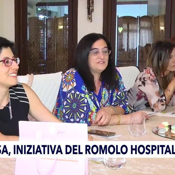 Menopausa: iniziativa del Romolo Hospital