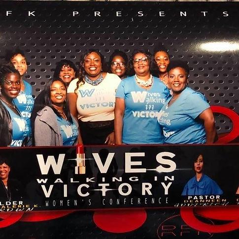 Wives RFK Outreach.JPG