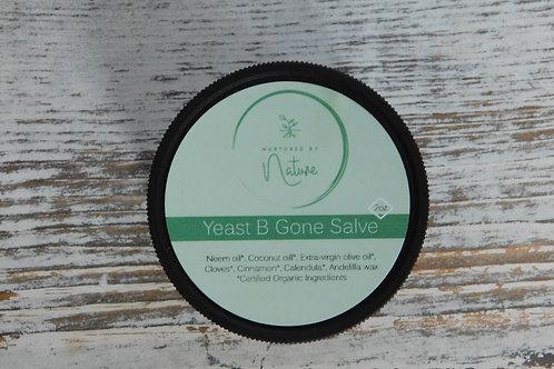 Yeast B Gone Salve