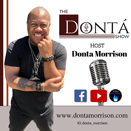 The Donta Show promo.png