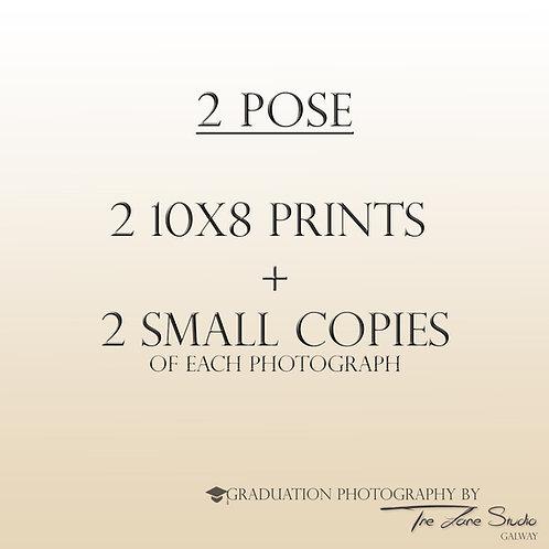 2 poses