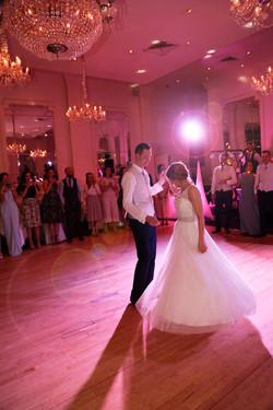 first dance wedding  galway