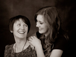 mother daughter photo galway