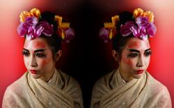 School of make up artisty - oriental