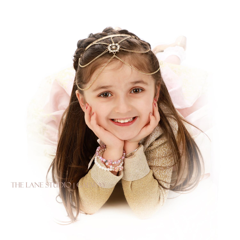 kids portraiture galway