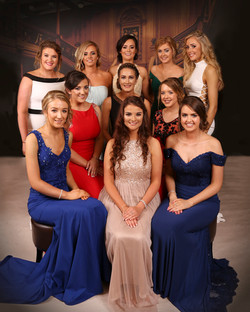 Debs - group of friends
