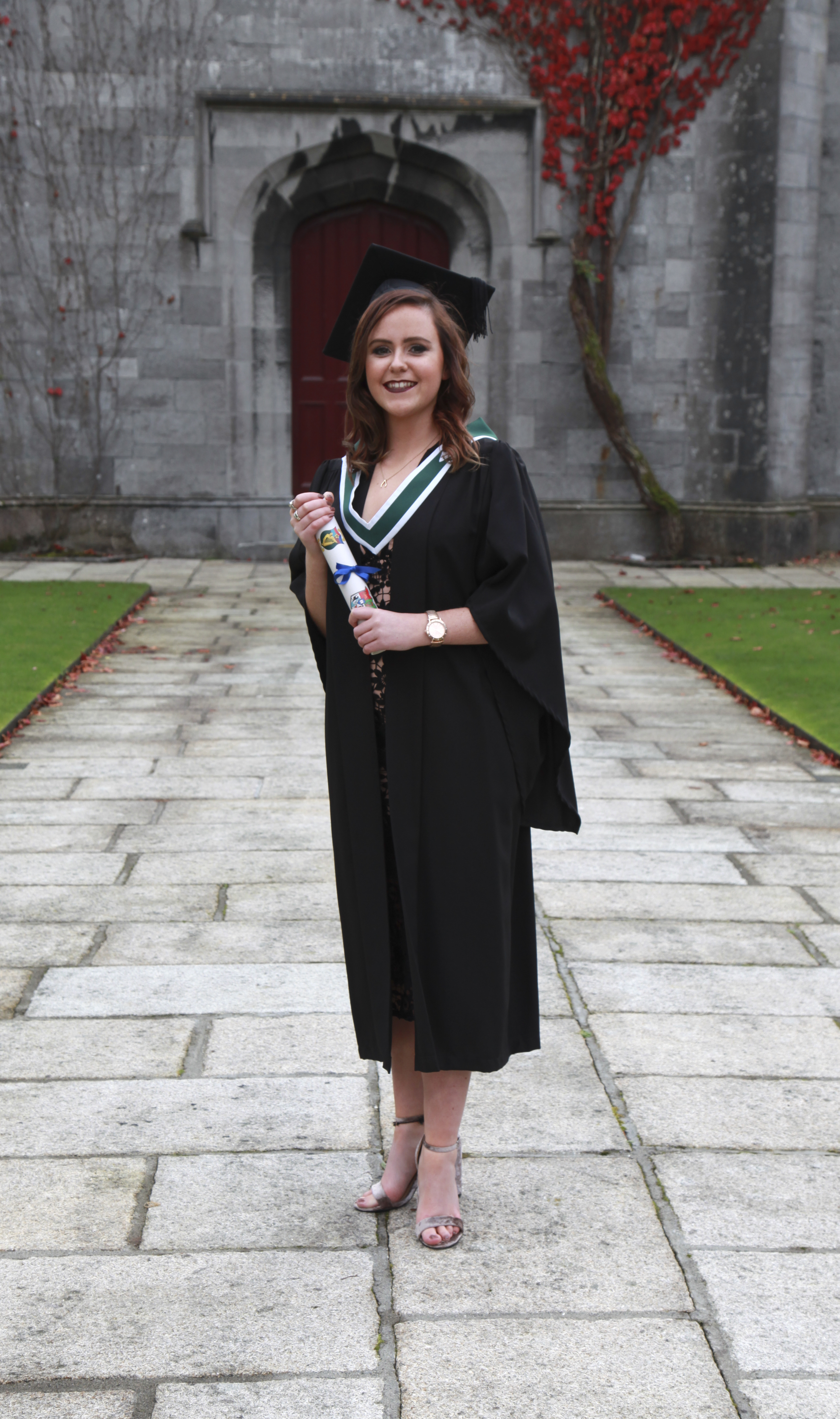 Graduation NUIG full length