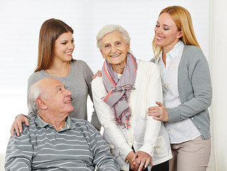 Long Term Care at home vs. in a Facility