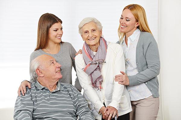 At home nursing care