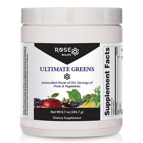 Ultimate Greens Premium Berry, 21 servings