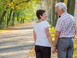 The Impact of Dementia on a Spouse