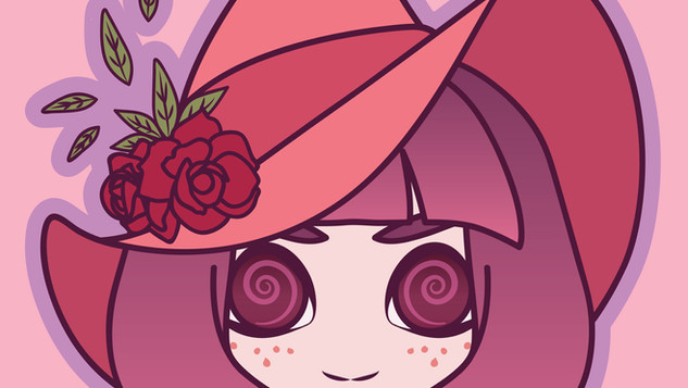 Brewing Magic: Rosy Witch