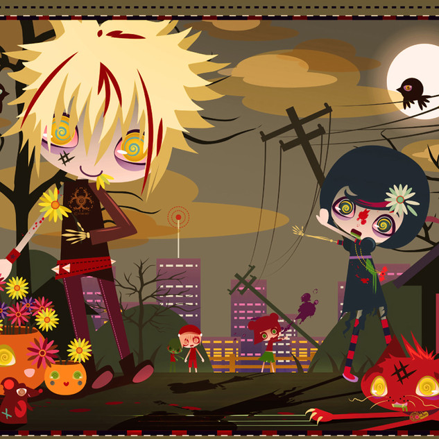 Will You Be My Trick Or Treat?