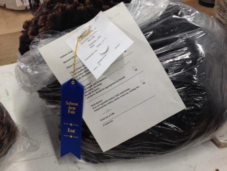 Award Winning Fleece!